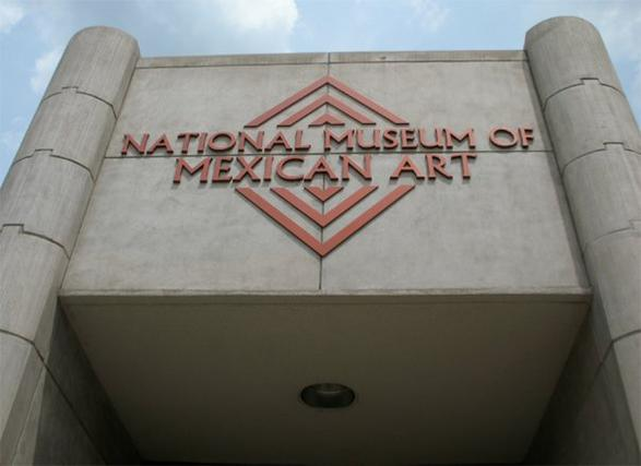 The Mexican Fine Arts Center Museum