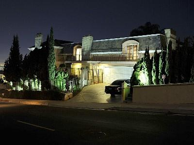 LUXURY HOLLYWOOD HILLS MANSION w/CHEF
