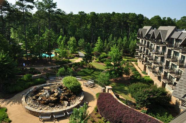 The lodge and spa at callaway gardens event venue in pine mountain ga eventup for Lodge and spa callaway gardens