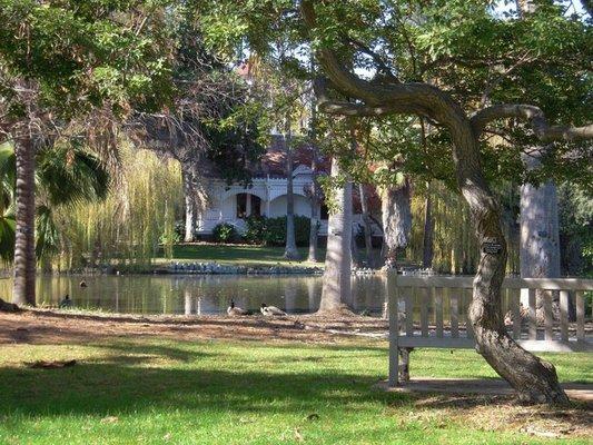 Rent Los Angeles County Arboretum And Botanic Garden Corporate Events Wedding Receptions