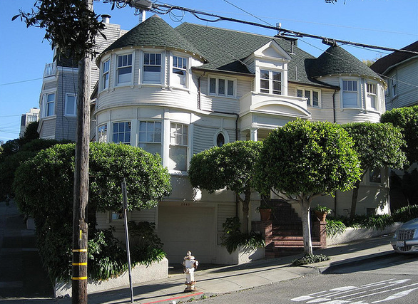 "The ""Mrs. Doubtfire"" House"