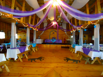 Sunset Ranch Dance Hall