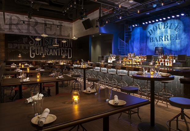 Rent double barrel roadhouse for corporate events and for Southwest furniture las vegas nv