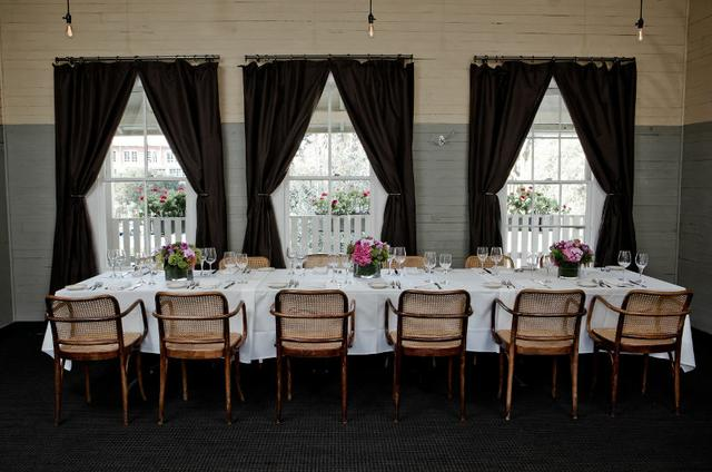 The Presidio Social Club