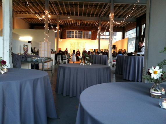 ARTISTIC URBAN EVENT/WEDDING SPACE