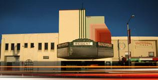 The Regent Showcase Theatre