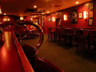 The redhead bar