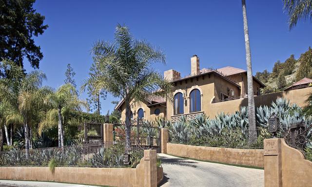 Hollywood Moorish Castle Event Venue In Los Angeles CA